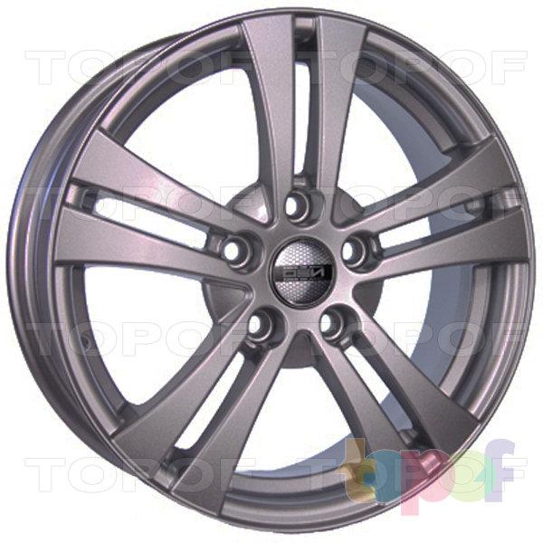 Колесные диски TECH Line 540. Цвет HB