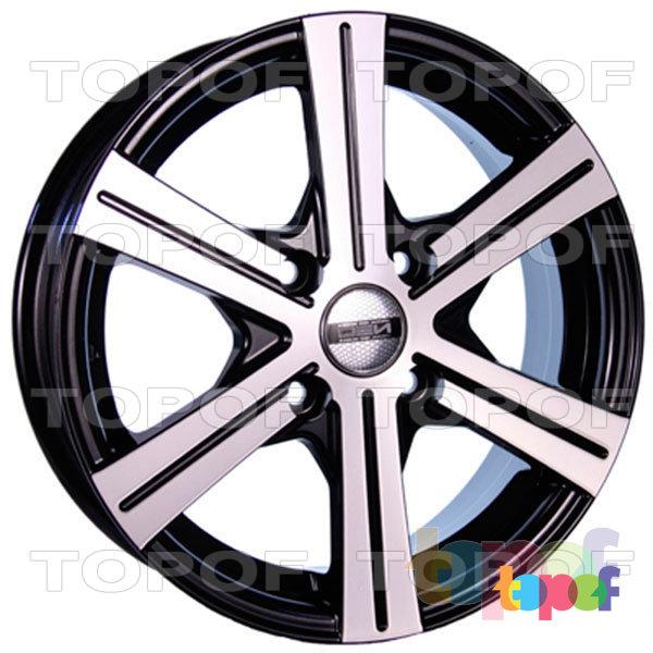 Колесные диски TECH Line 544. Изображение модели #3