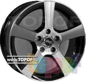 Колесные диски TECH Line 601. Изображение модели #2