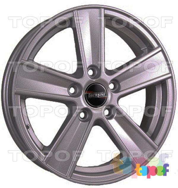 Колесные диски TECH Line 604. Цвет HB