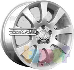 Колесные диски TECH Line 607