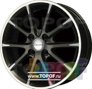 Колесные диски TECH Line 617. Изображение модели #1