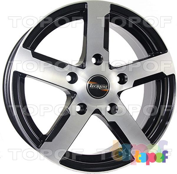Колесные диски TECH Line 618