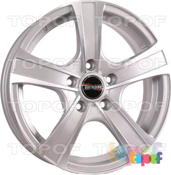 Колесные диски TECH Line 619. Цвет SD