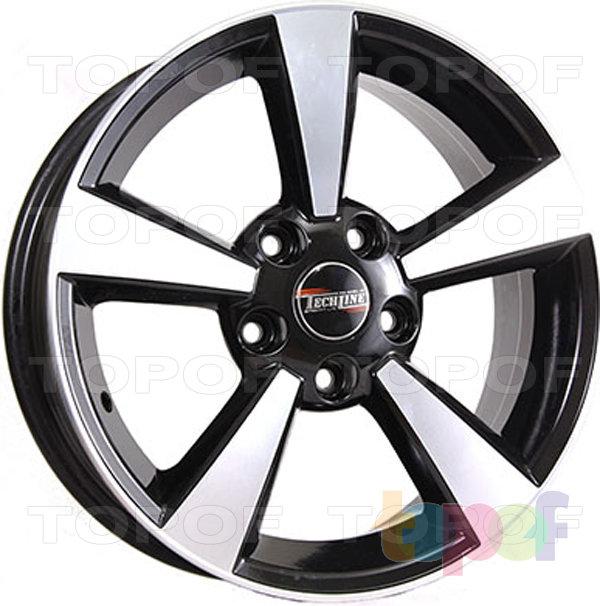 Колесные диски TECH Line 624