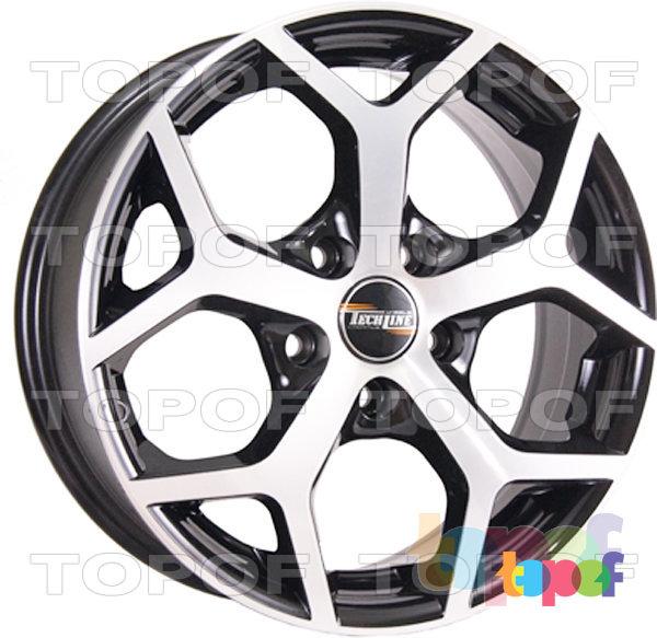 Колесные диски TECH Line 632