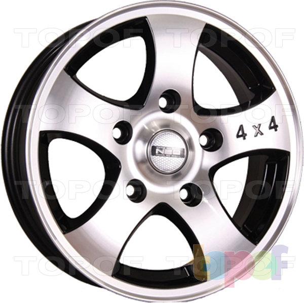 Колесные диски TECH Line 641