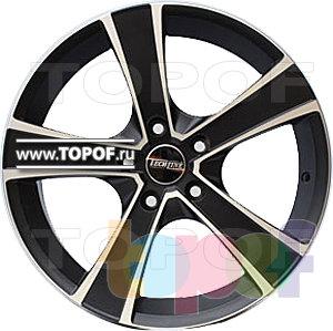 Колесные диски TECH Line 713