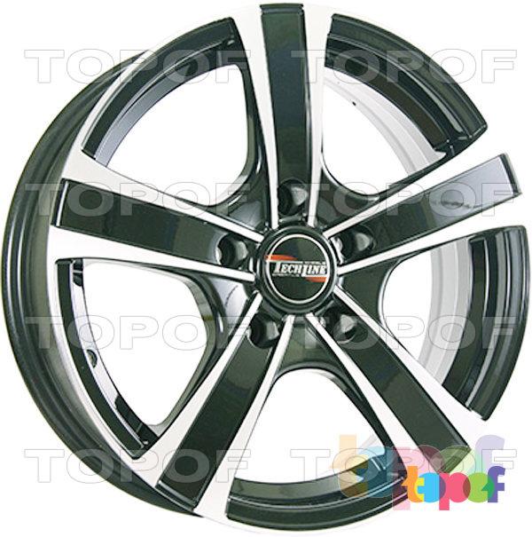 Колесные диски TECH Line 719