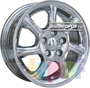 Колесные диски TGRacing 4226. Изображение модели #1