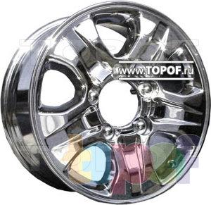 Колесные диски TGRacing 475. Изображение модели #1