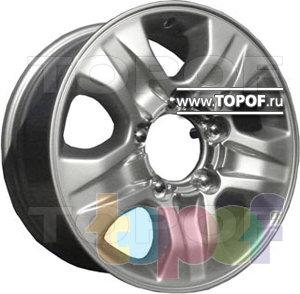 Колесные диски TGRacing 475. Изображение модели #2