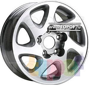 Колесные диски TGRacing 4756. Изображение модели #1
