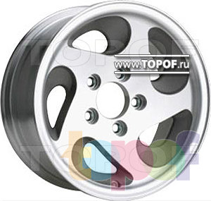 Колесные диски TGRacing 4786. Изображение модели #1