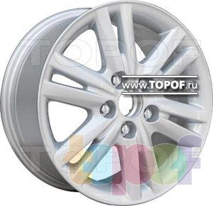 Колесные диски TGRacing 481. Изображение модели #1