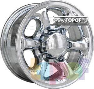 Колесные диски TGRacing 5337. Изображение модели #1