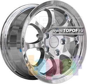 Колесные диски TGRacing 5407. Изображение модели #1