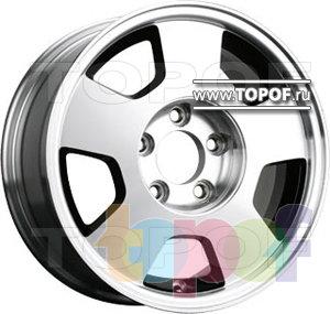 Колесные диски TGRacing 5827. Изображение модели #1