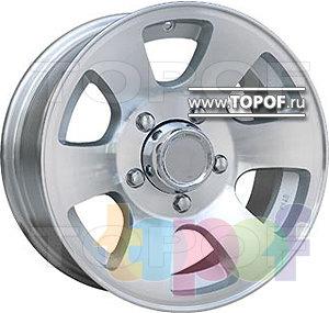 Колесные диски TGRacing 6836. Изображение модели #1