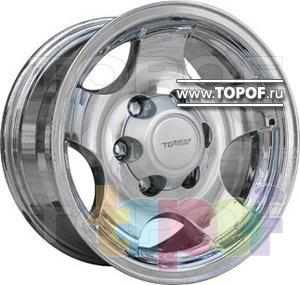 Колесные диски TGRacing 6858. Изображение модели #1