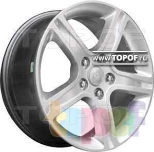 Колесные диски TGRacing 7457. Изображение модели #1