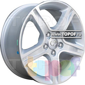 Колесные диски TGRacing 7457. Изображение модели #2