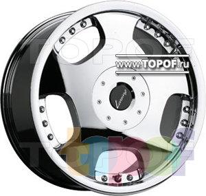 Колесные диски TGRacing 7568. Изображение модели #1