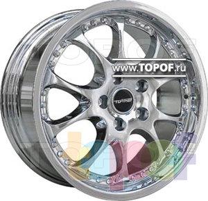 Колесные диски TGRacing 7988. Изображение модели #2