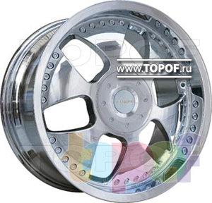Колесные диски TGRacing LRA001. Изображение модели #1