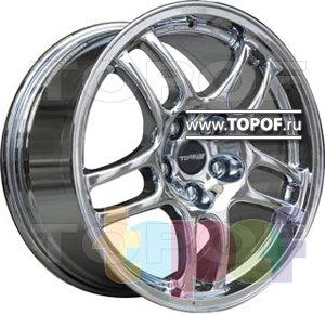 Колесные диски TGRacing LRA010. Изображение модели #1