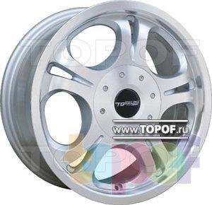 Колесные диски TGRacing LRA013. Изображение модели #2