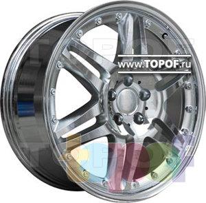 Колесные диски TGRacing LRA016. Изображение модели #1