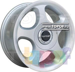 Колесные диски TGRacing LTJ001. Изображение модели #1