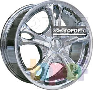 Колесные диски TGRacing LTJ004. Изображение модели #1