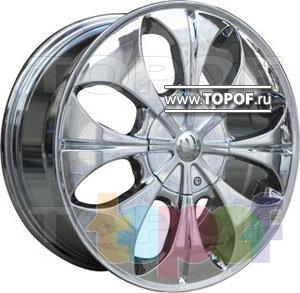 Колесные диски TGRacing LTT005. Изображение модели #1