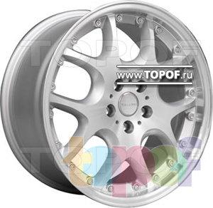 Колесные диски TGRacing LTT006. Изображение модели #2