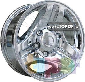 Колесные диски TGRacing LYC005. Изображение модели #1