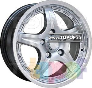 Колесные диски TGRacing LYN002. Изображение модели #2