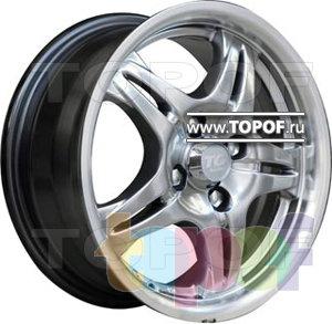 Колесные диски TGRacing LYN006. Изображение модели #2