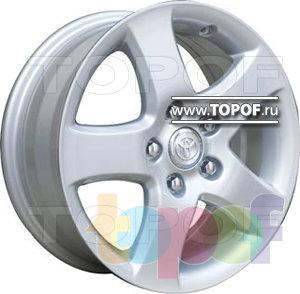 Колесные диски TGRacing LZ006