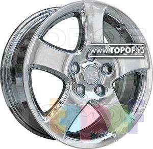 Колесные диски TGRacing LZ006. Изображение модели #2