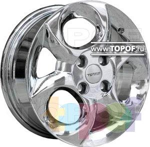 Колесные диски TGRacing LZ009. Изображение модели #1
