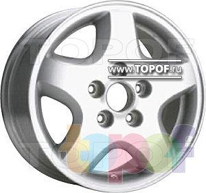 Колесные диски TGRacing LZ015. Изображение модели #1