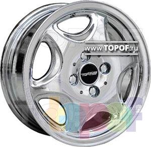 Колесные диски TGRacing LZ016. Изображение модели #1