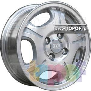 Колесные диски TGRacing LZ018