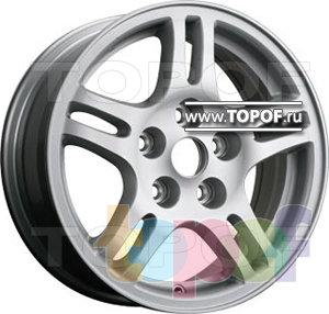 Колесные диски TGRacing LZ022. Изображение модели #1