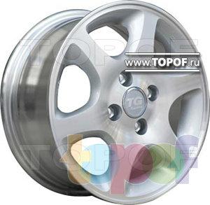 Колесные диски TGRacing LZ024. Изображение модели #1