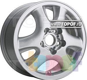 Колесные диски TGRacing LZ025. Изображение модели #1