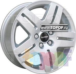 Колесные диски TGRacing LZ029. Изображение модели #1