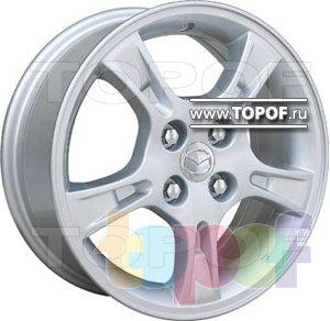 Колесные диски TGRacing LZ030